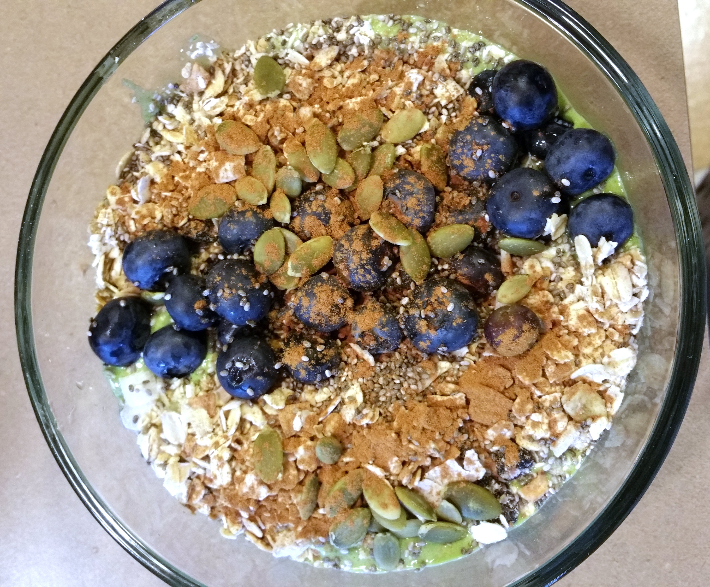 Happy Eating: Smoothie Bowl