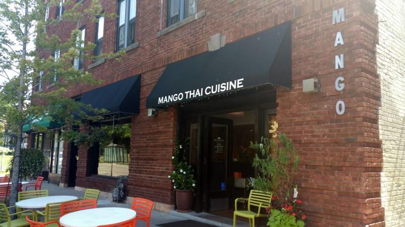 Mango Thai Restaurant Selby Ave
