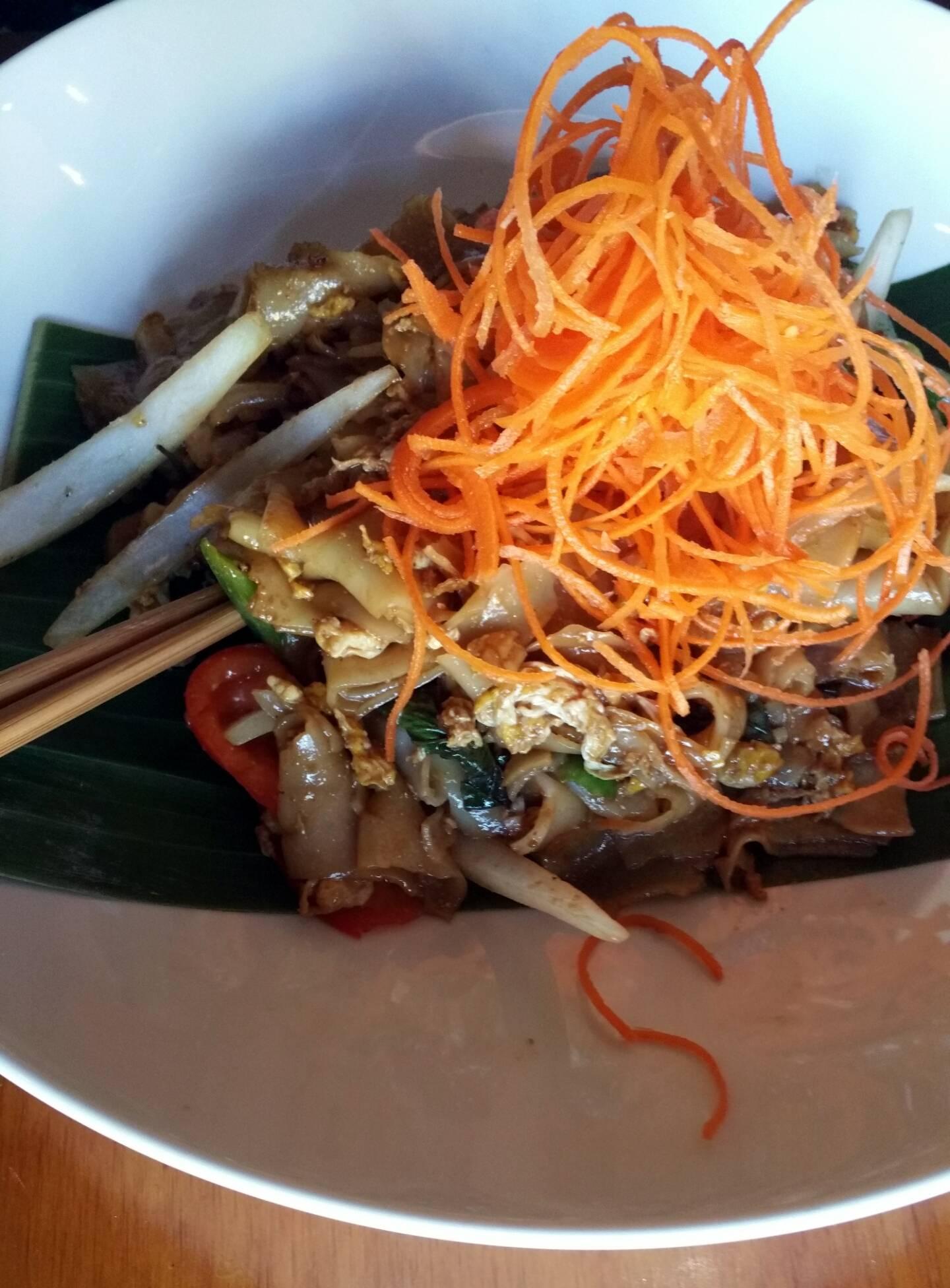 Food Review: Mango Thai Saint Paul