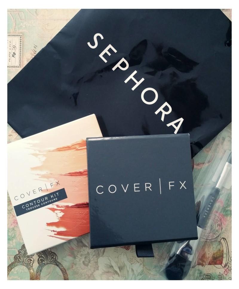 CoverFX Contour Kit