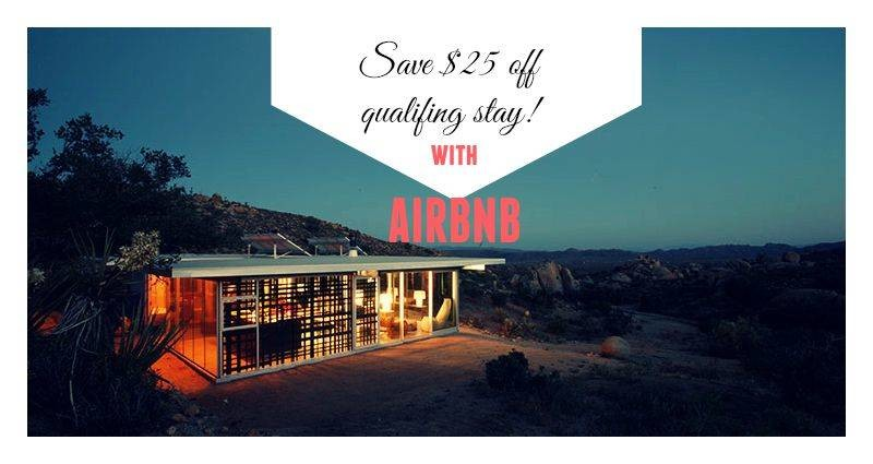 Save with AirBnb