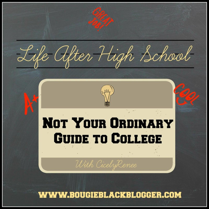 Not your Ordinary Guide to College