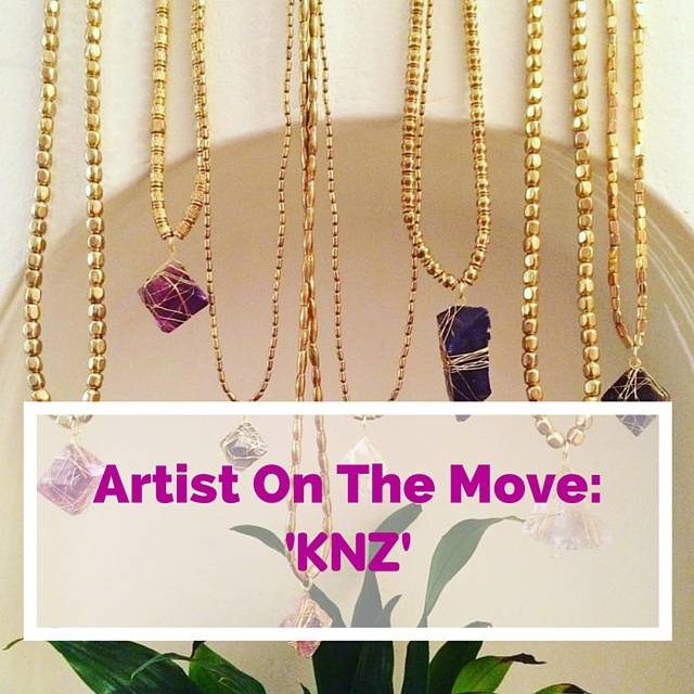 Artist On The Move: KNZ