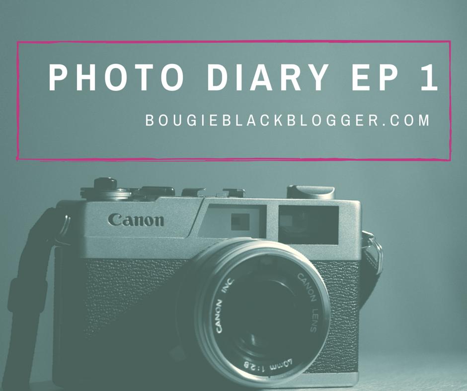 Photo Diary ep. 1