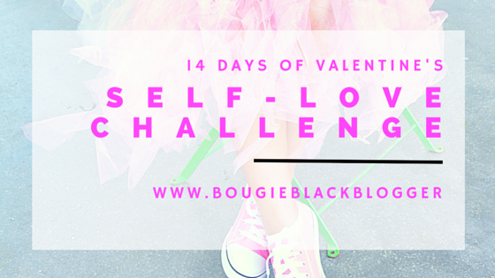 14 Days of Valentine's Day Self Love Challenge