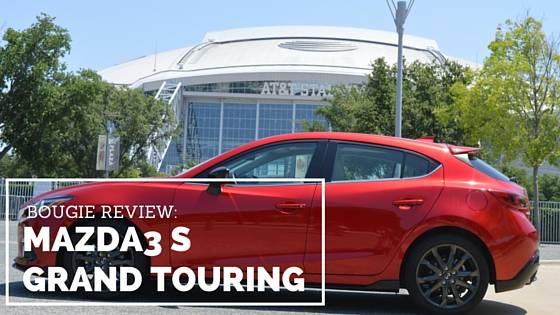 Bougie Review: 2016 Mazda3 s Grand Touring
