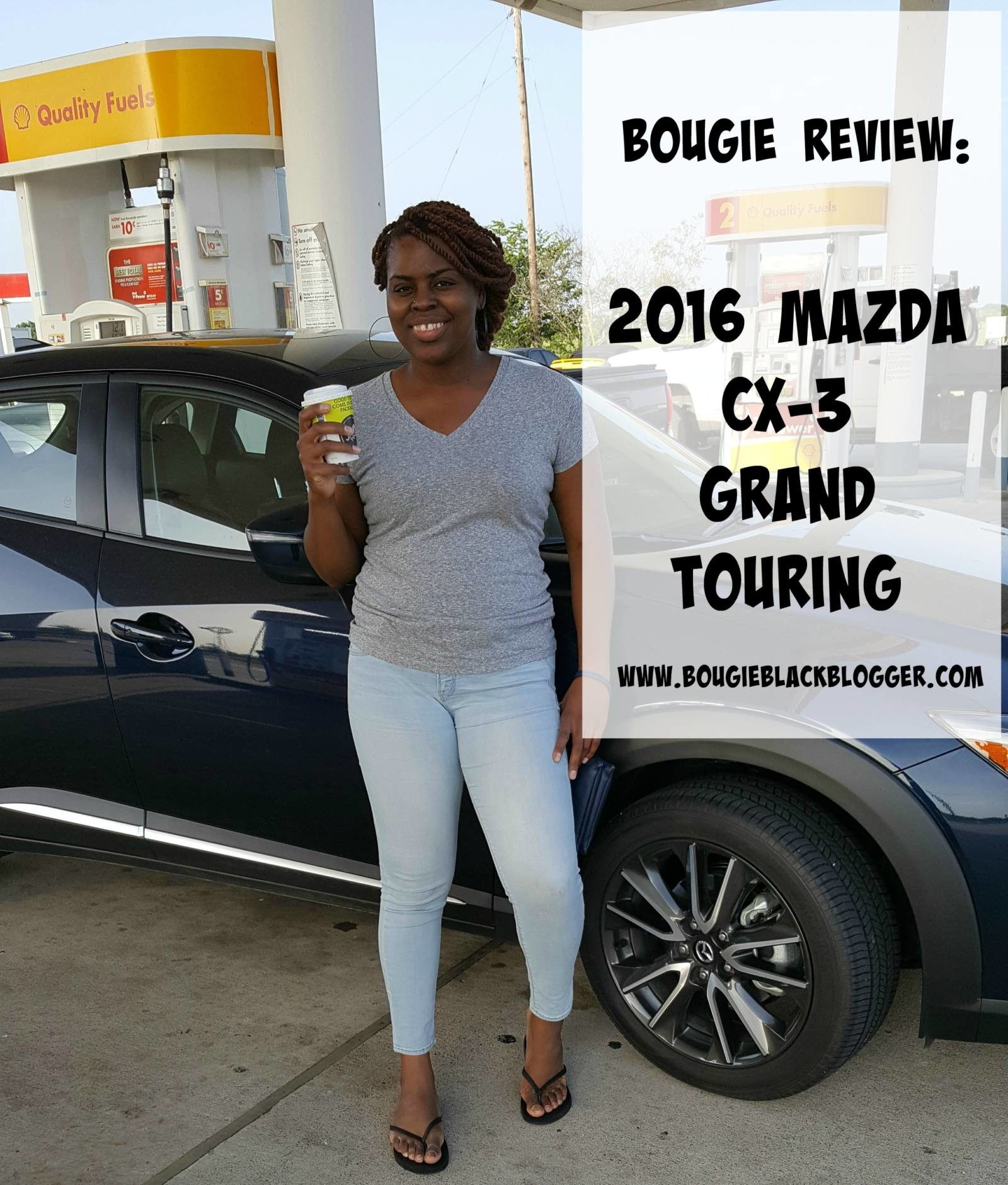 Roadtrip to Houston in the 2016 Mazda CX-3 Grand Touring