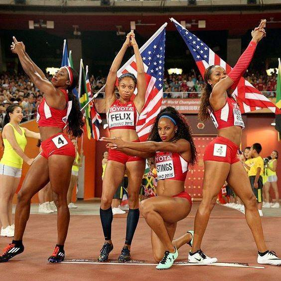 Rio Olympics 2016, Black and Carefree! Why they are so dope…