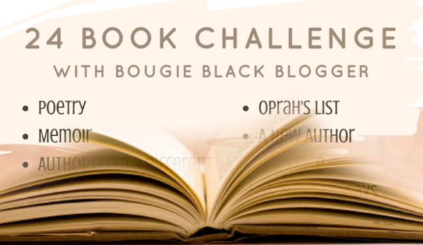 24 Book Challenge Join Me! + Give Away
