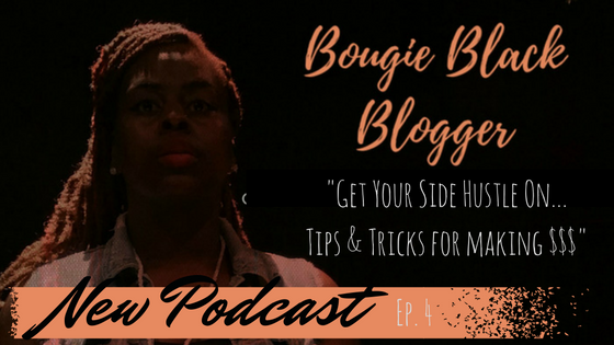 Podcast: Tips on Getting Your Side Hustle On w/ Gmoney