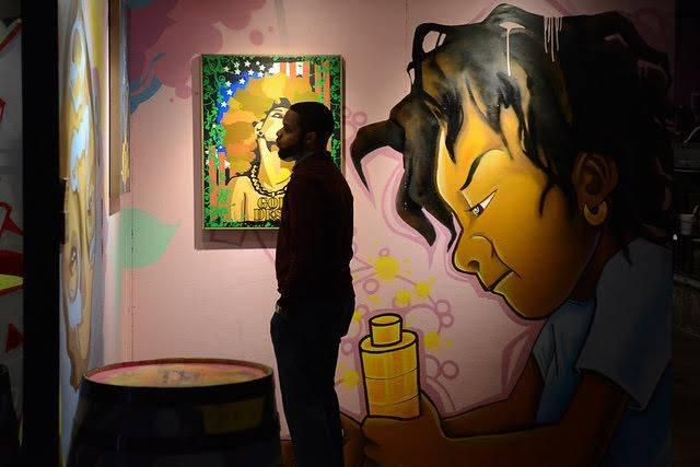 Art Beats and Lyrics, A RECAP Dallas, TX
