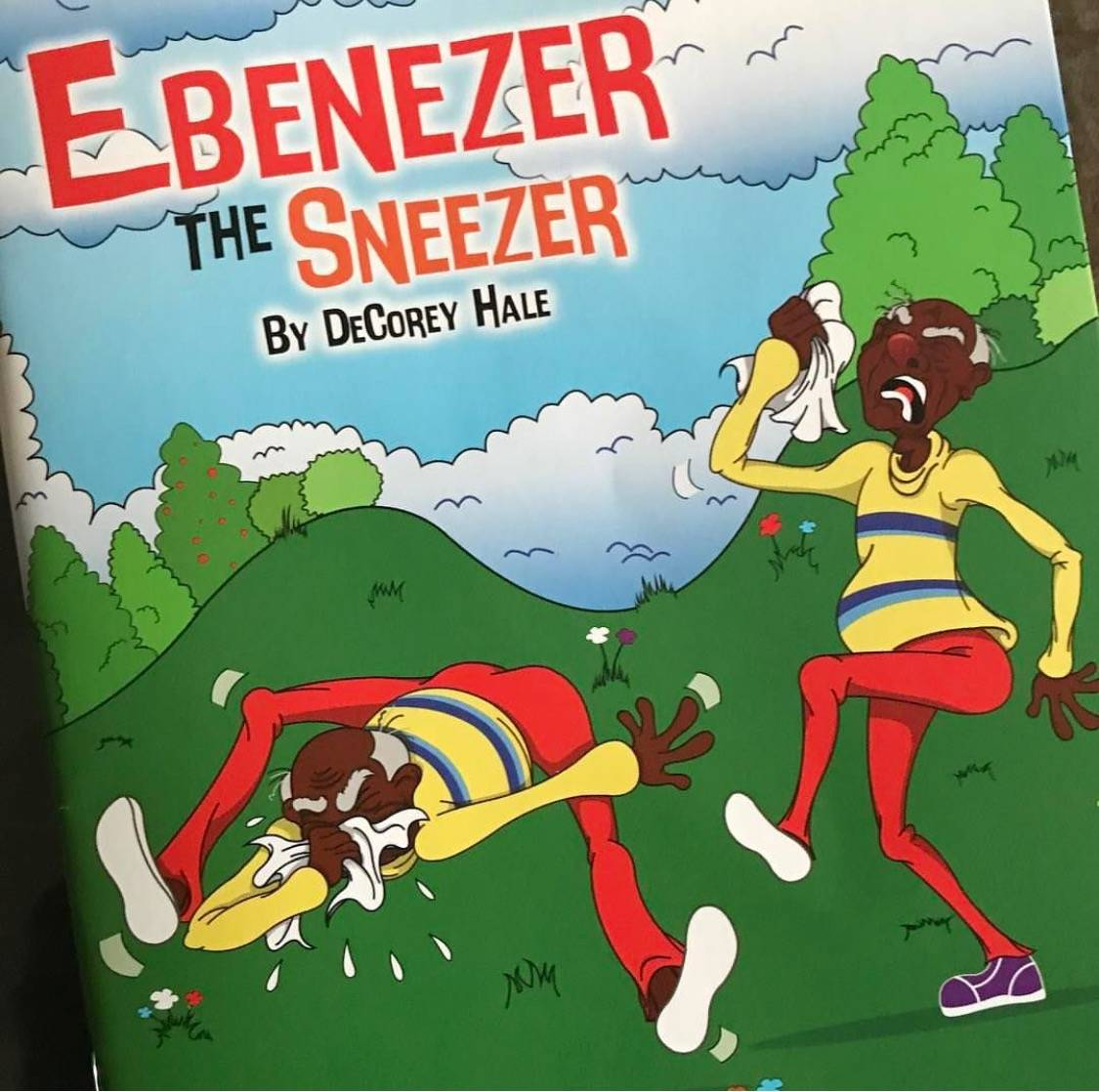 Ebenezer the Sneezer & Other Books for Children of Color