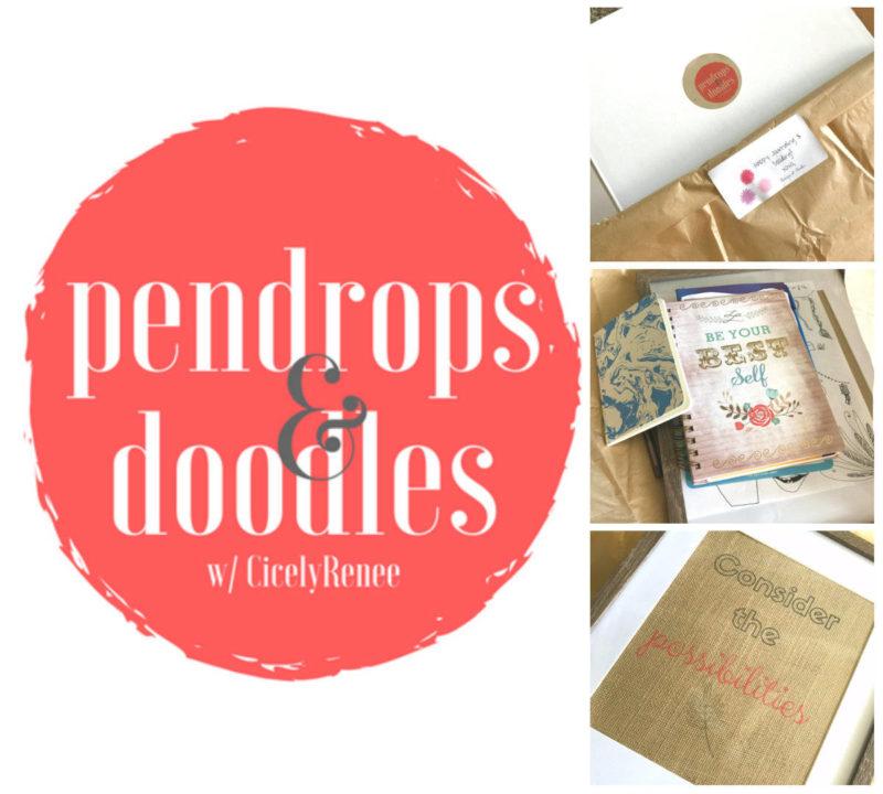 Pendrops & doodles